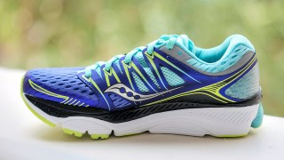 A Triumph in Running Comfort with Saucony Triumph ISO Women Running Shoes