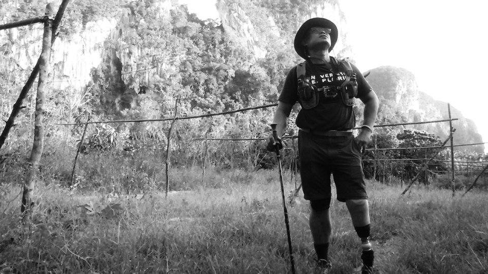 Shariff Abdullah: The Highest Mountain Awaits Singapore's Beloved Blade Runner!