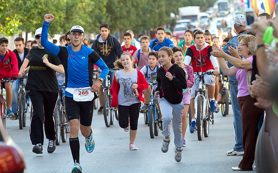 Spartathlon: Following the Ancient Footsteps of Pheidippides