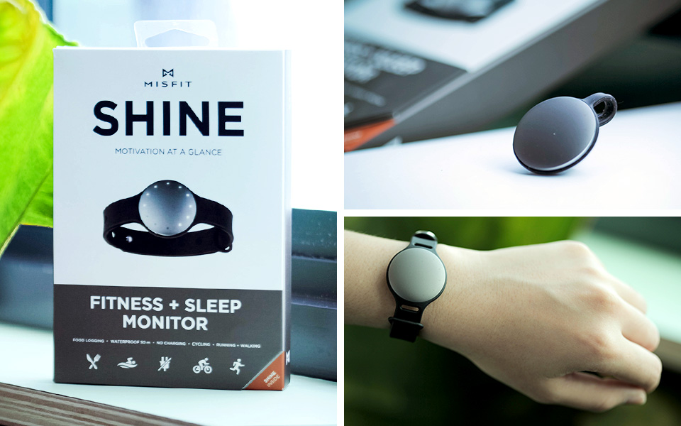 Misfit Fitness + Sleep Monitor