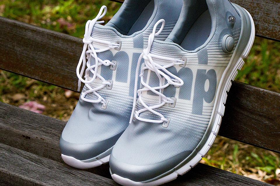 Reebok Z Pump Fusion Female Running Shoe: If the Shoe Fits, Buy It