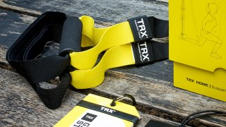 The TRX Home Suspension Trainer: Breaking the Limits of Space to Make You Tougher and Fitter