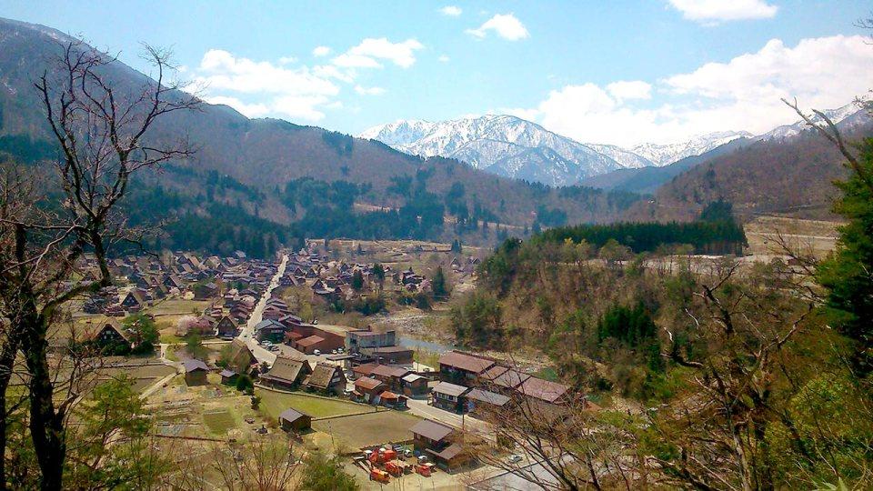 Hakusan Shirakawa-go Ultra Marathon: Breath-Taking Ravines and Gorgeous Waterfalls