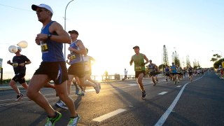Run for a Reason in 7 Sunshine Coast Marathon 2015
