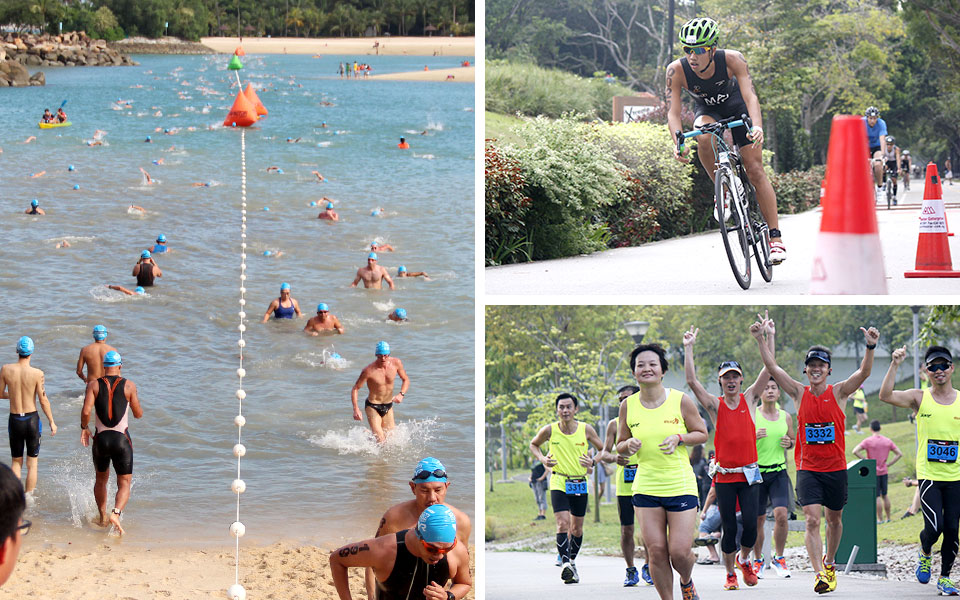 """Have you """"TRI-ed"""" Your Very Best? Take Up the Epic Tri-Factor Triathlon 2015 Challenge!"""