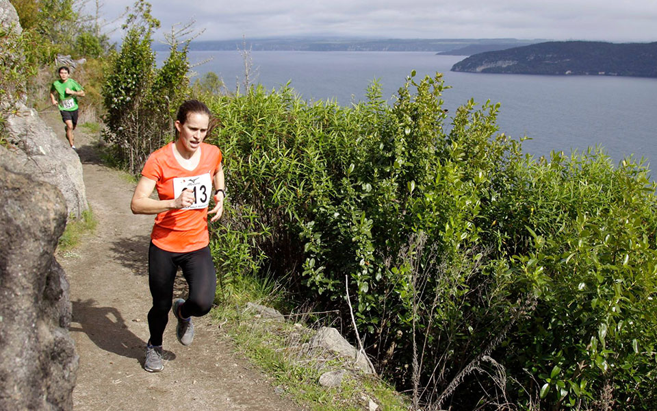 Hoka One One Taupo Marathon: New Zealand's Newest, Stunning Marathon