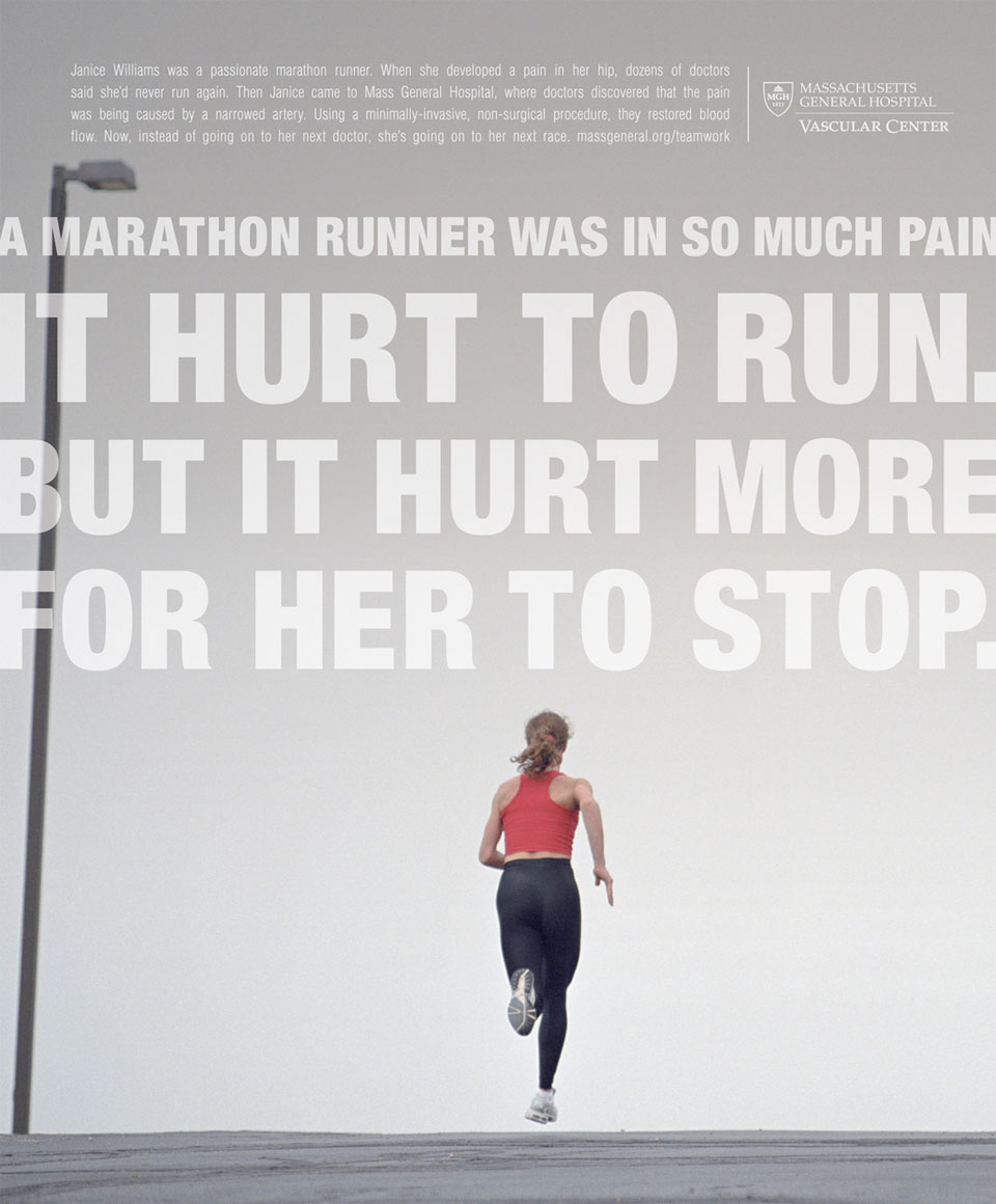 11 Great Advertisements Made For Runners