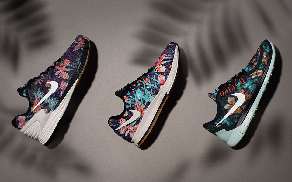 Running in Full Summer Bloom: The Nike Photosynthesis Pack