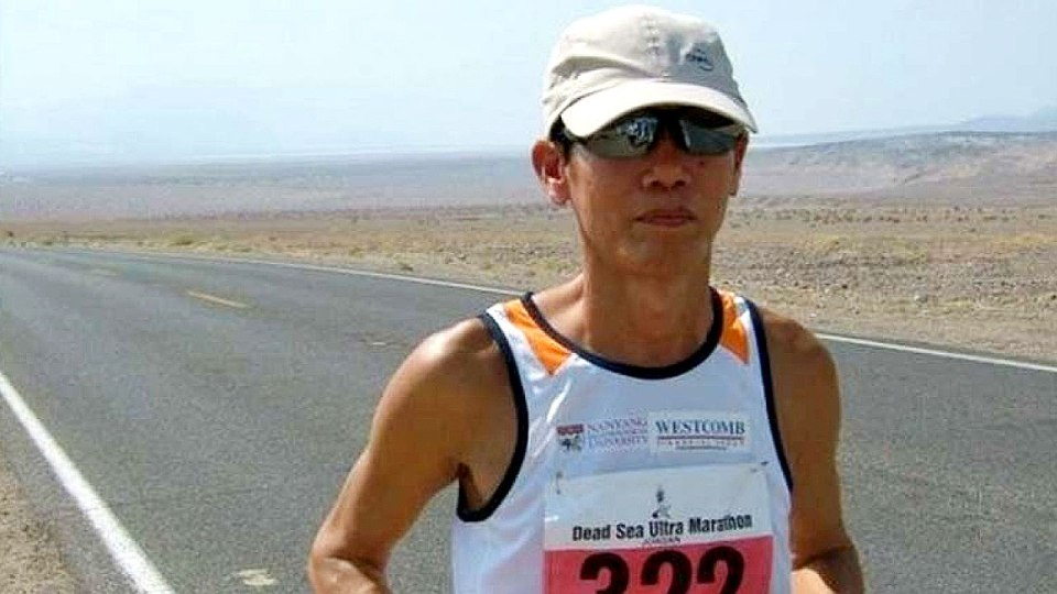 Singapore Ultramarathoner Lim Nghee Huat Has a Secret He'd Like to Share With You!