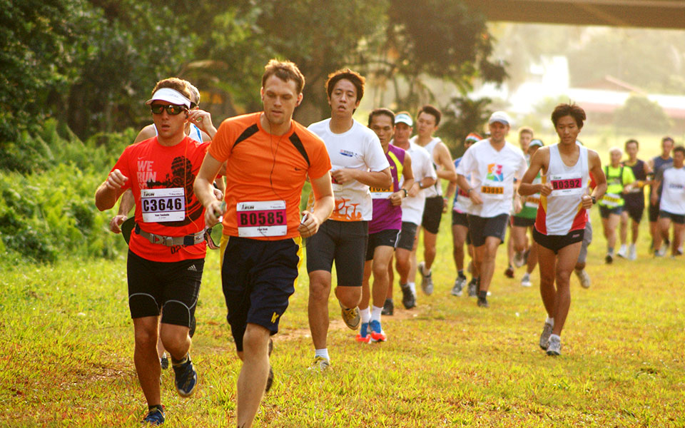 Trail Running in Singapore – Return to Nature