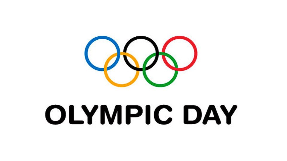 Olympic Day Run 2015