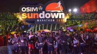 OSIM Sundown Marathon 2015 Race Review: Asia's Largest Night Marathon Has Its Charm!