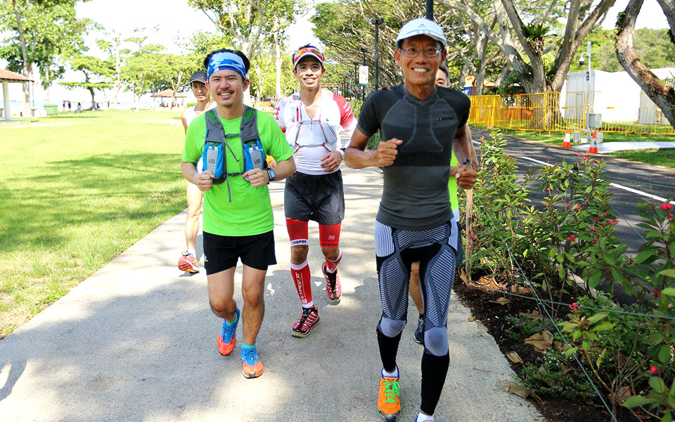 Abused Vietnamese Children Have a Powerful Advocate in Singapore Runner John David Ng