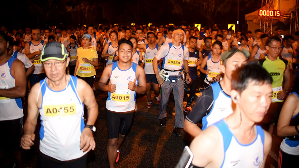 Inaugural ASEAN Unity Run Embracing Unity, Community and Harmony
