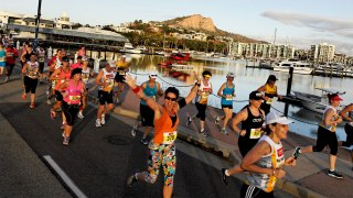 A Run at the Townsville Running Festival in Australia
