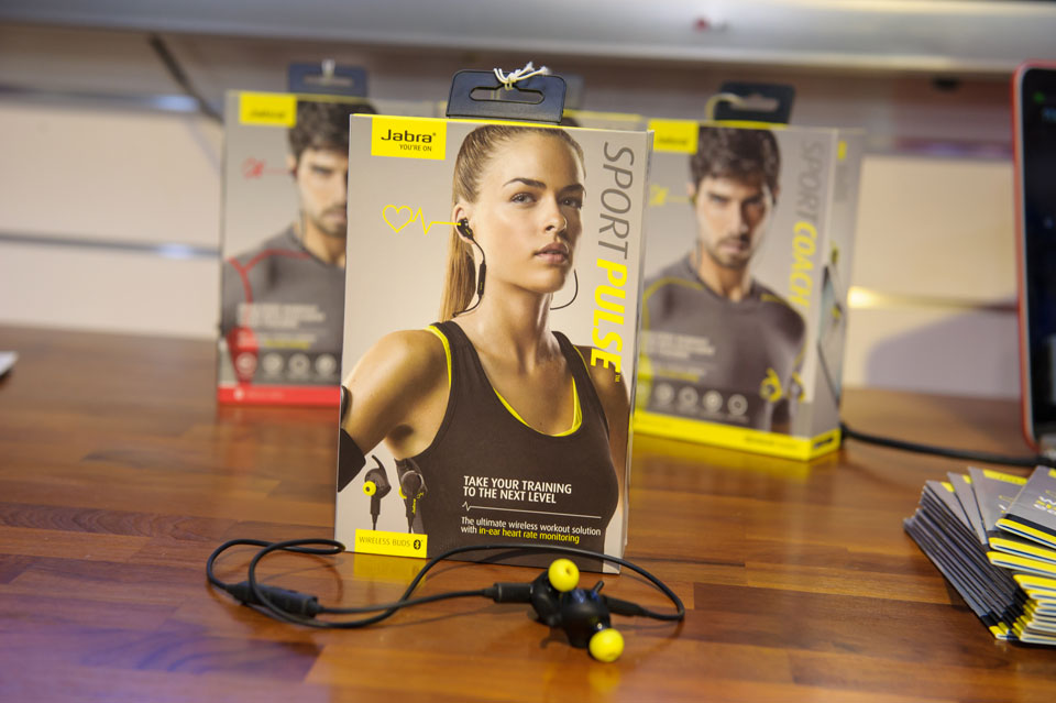 A Lovely Engagement With Jenny Huang At Beat Your Best with Jabra Event