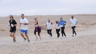 Eilat Desert International Marathon 2015: Where the Sun, Sea and Desert Meet!