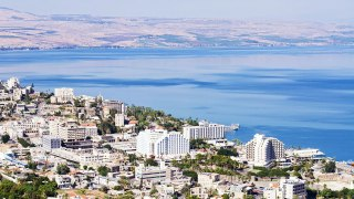"39th International Tiberias Marathon: The ""Lowest"" Marathon in the World"