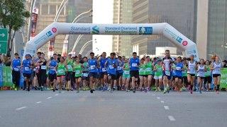 9 Reasons We Hated Running the Standard Chartered Marathon Singapore