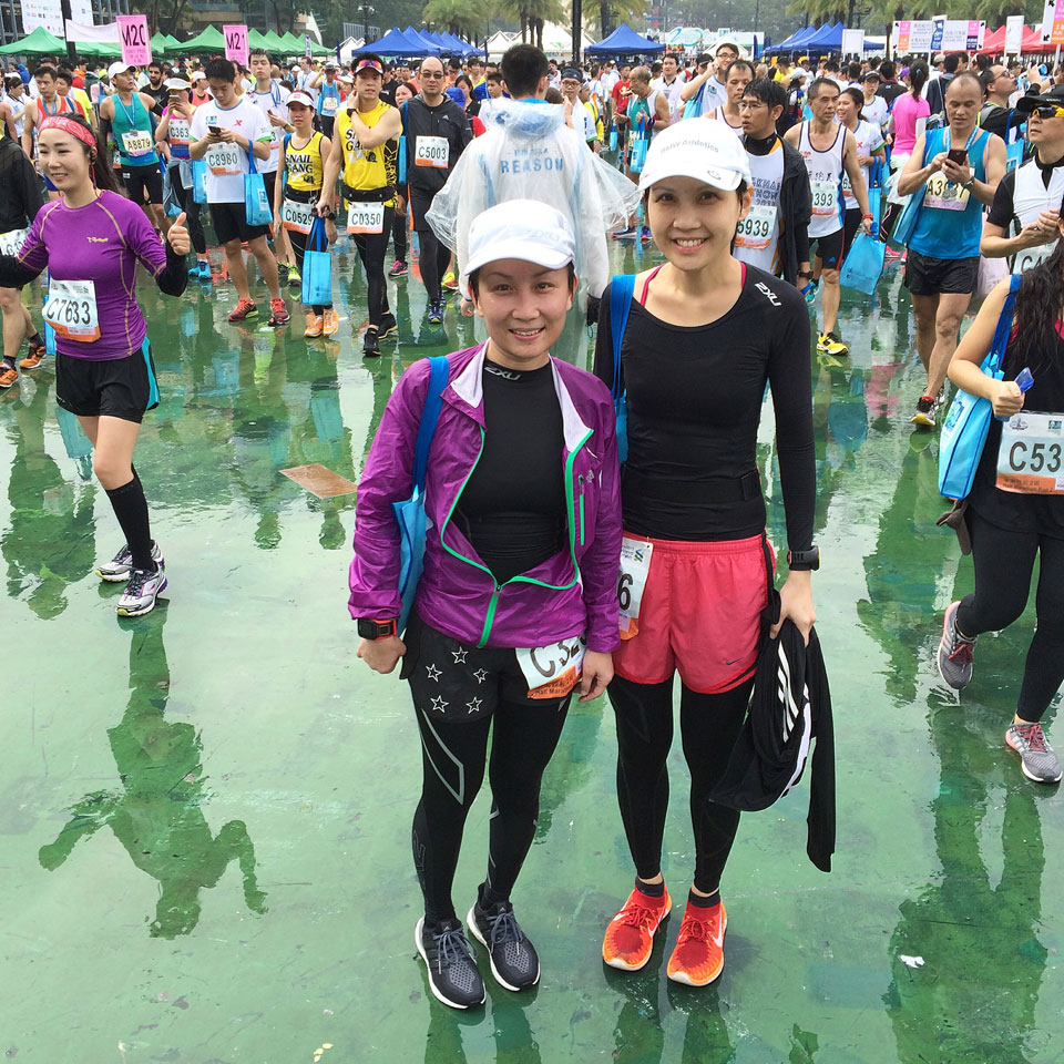 I Finally Did My First Overseas Half-Marathon. Here's How It Happened.