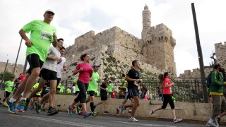 Trace 3,000 Years of History in the Jerusalem Winner Marathon