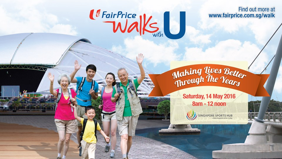 FairPrice Walks With U 2016