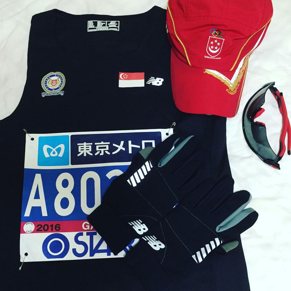 Runner Leo Fang Jian Yong Heroically Finishes Tokyo Despite a Painful Finish!
