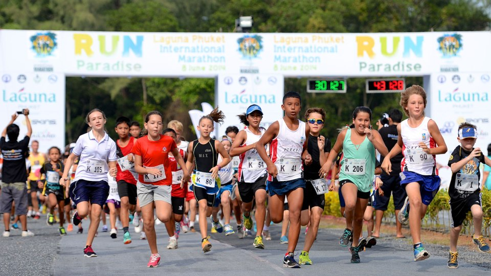 11th Laguna Phuket International Marathon: Double the Fun, Double the Run Paradise