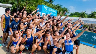 MetaSprint Series 2016 kicks off Singapore Triathlon Season