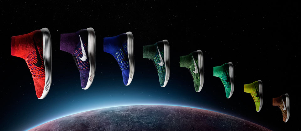 Nike LunarEpic Flyknit: Experience the Future of Running