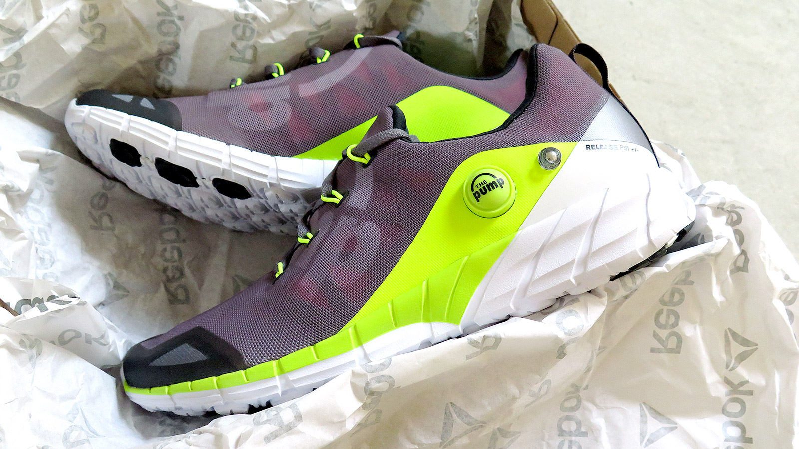 violinista pedazo envase  How I Seized the Opportunity with the Reebok ZPump Fusion 2.0
