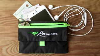 Pack Rat Alert: What Fits Inside the New Roosport Pouch? Lots!