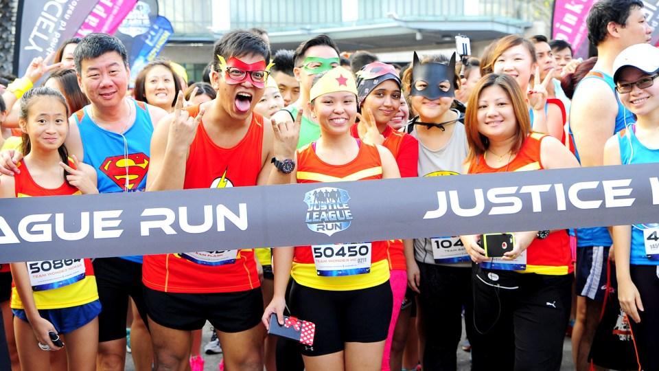 Why Singapore Needs More Themed Fun Runs