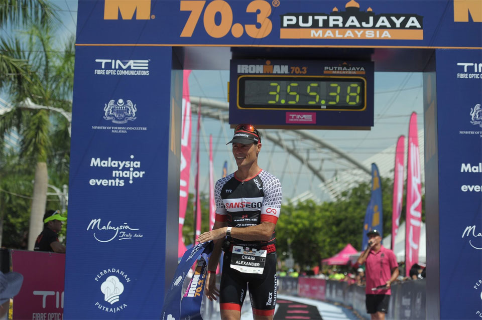 RONMAN 70.3 P Putrajaya: Exciting, Spectator-Friendly Tri & Duathlons