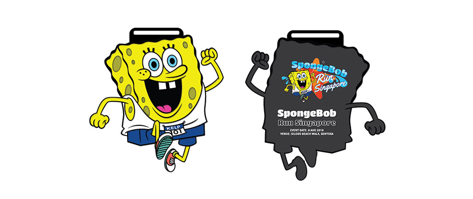 Ahoy, Mates: The First-Ever SpongeBob Run is Coming to Singapore!