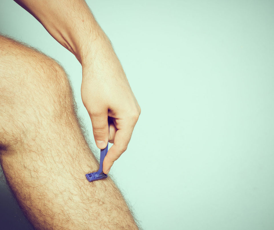 The Hairy Truth about Body Hair, Running and All of Those Silly Myths!