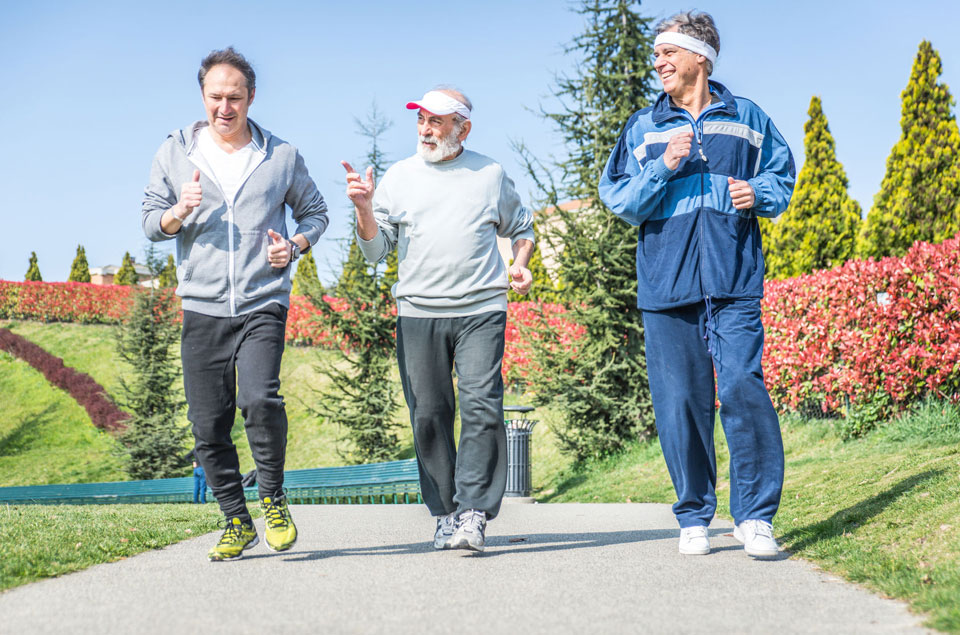 Are Your Running Friends Seriously Talking Too Much?