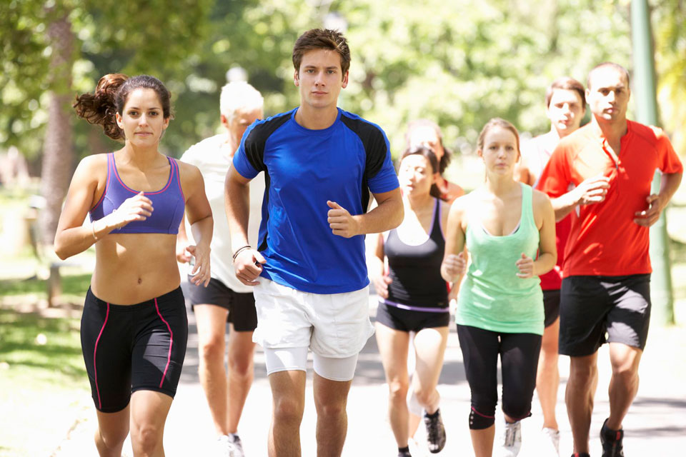 Excuse Me? Are You a Running Addict?