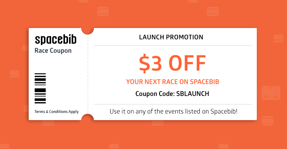 Spacebib Official Launch — The First (and Only) Mass Participation Sports Marketplace
