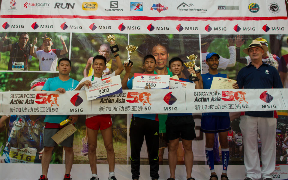 MSIG Singapore Action Asia 2016 Race Report