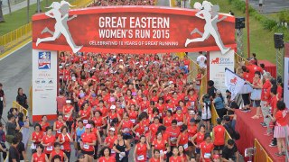 8 Great Reasons to Run the Great Eastern Women's Run 2016