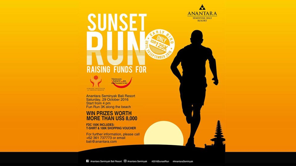 Sunset Run 2016