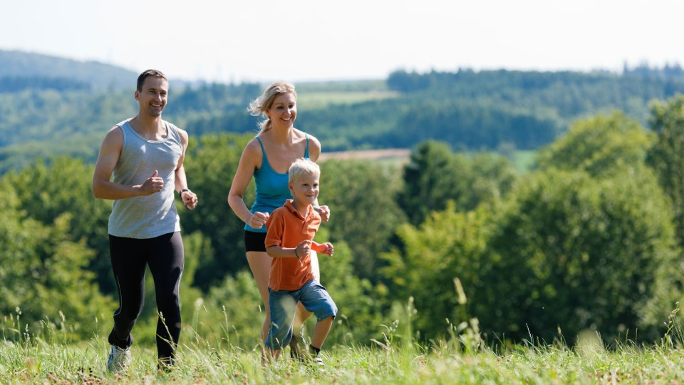 10 Great Reasons to Include Your Kids on Your Next Trail Run