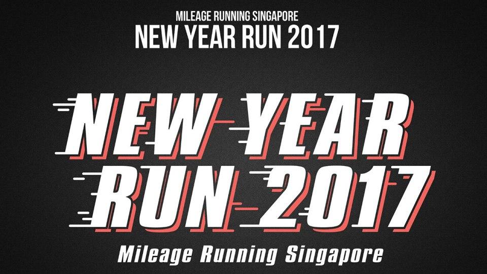 Mileage New Year Run 2017