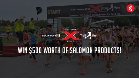 Win $500 Worth of Salomon Products!