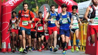 Are You Brave Enough to Run Singapore's North Face 100?
