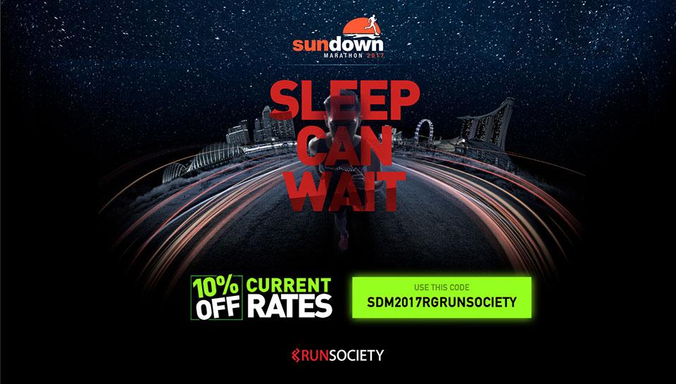 Sundown Marathon 2017 Discount Code: RunSociety Exclusive!