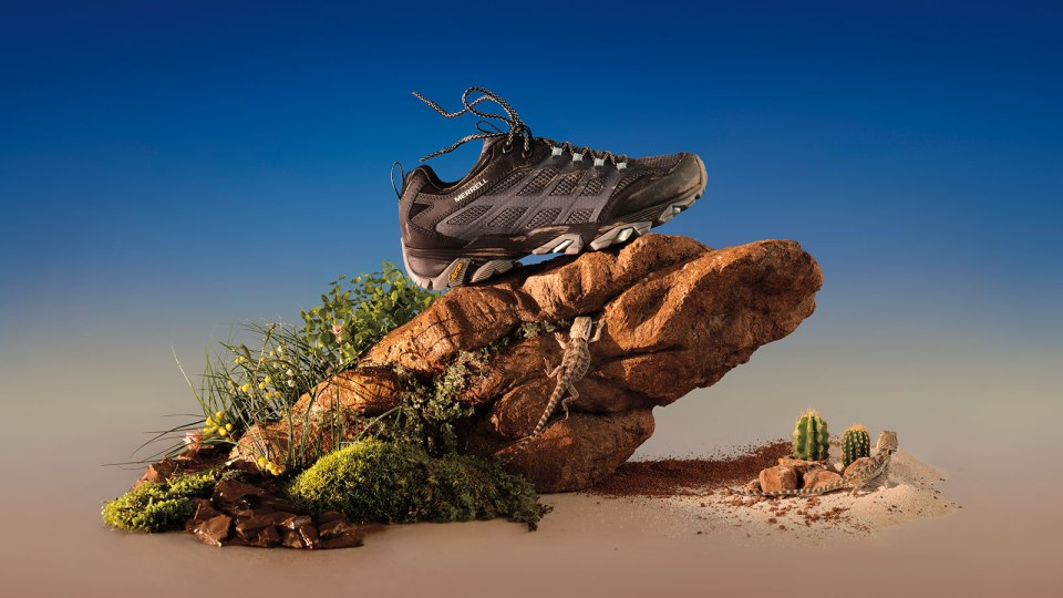 Merrell Moab FST: Shoes with Style, Character and a Noble Heritage