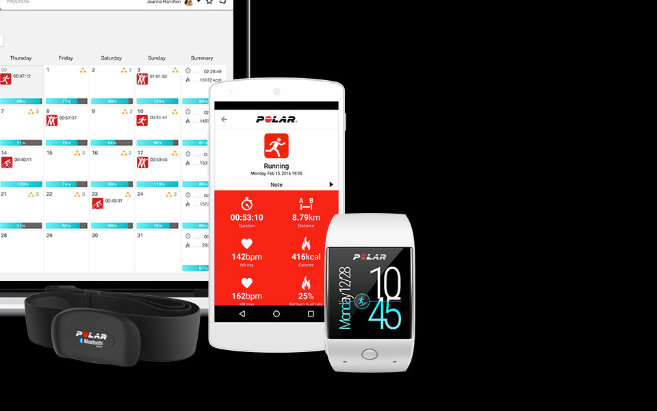 Your Fast Track to Fitness: Polar's M600 Watch Powered by Android Wear