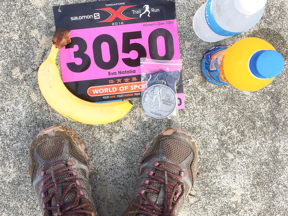 Salomon X-Trail Run 2016 Race Review